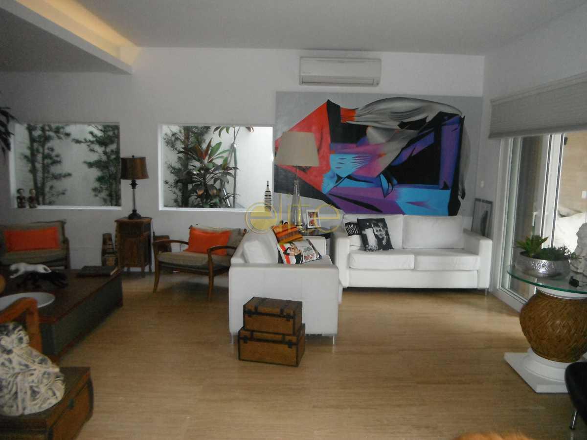 07 - Casa em Condomínio Interlagos de Itaúna, Barra da Tijuca, Barra da Tijuca,Rio de Janeiro, RJ À Venda, 4 Quartos, 435m² - EBCN40136 - 8