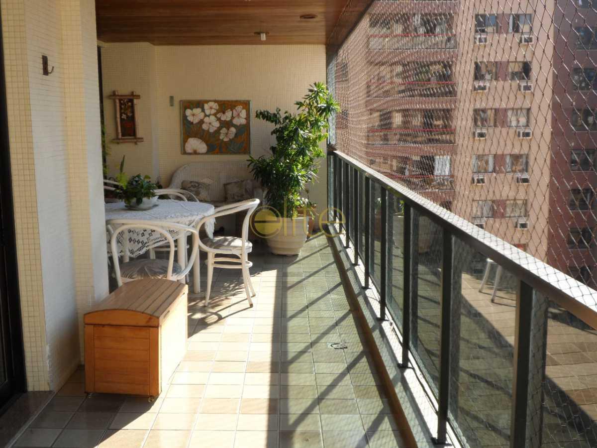 2 - Apartamento Condomínio Vila di Gênova, Barra da Tijuca, Barra da Tijuca,Rio de Janeiro, RJ À Venda, 4 Quartos, 214m² - EBAP40107 - 3