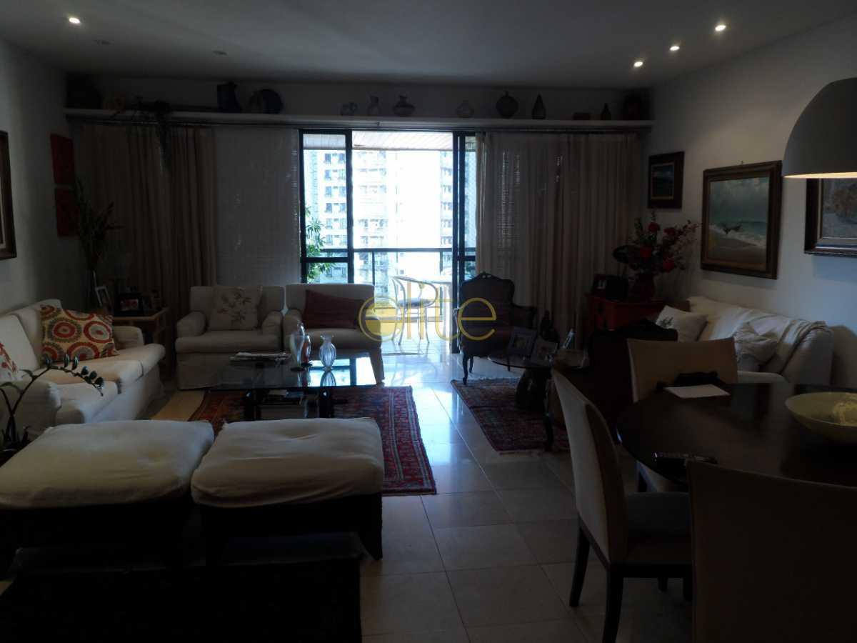 9 - Apartamento Condomínio Vila di Gênova, Barra da Tijuca, Barra da Tijuca,Rio de Janeiro, RJ À Venda, 4 Quartos, 214m² - EBAP40107 - 9