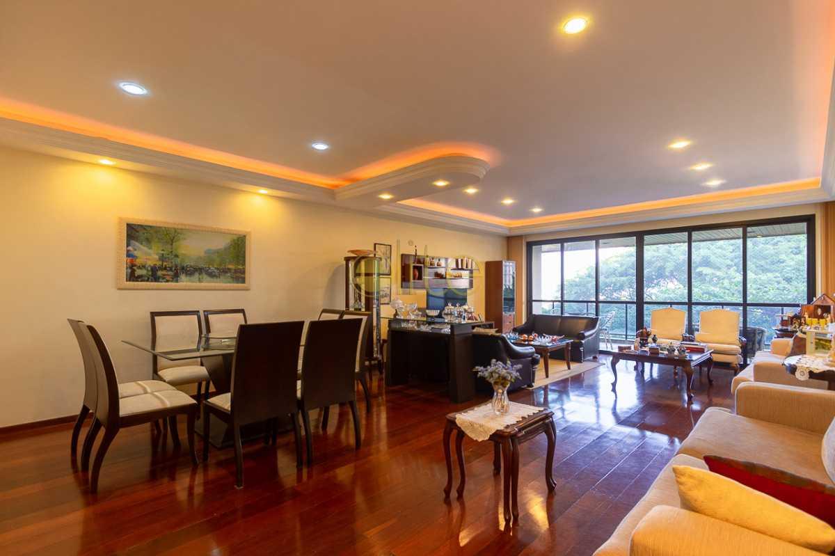 APARTAMENTO 4QUARTOS BARRA DA  - Apartamento À Venda no Condomínio Vila di Gênova - Barra da Tijuca - Rio de Janeiro - RJ - EBAP40108 - 3
