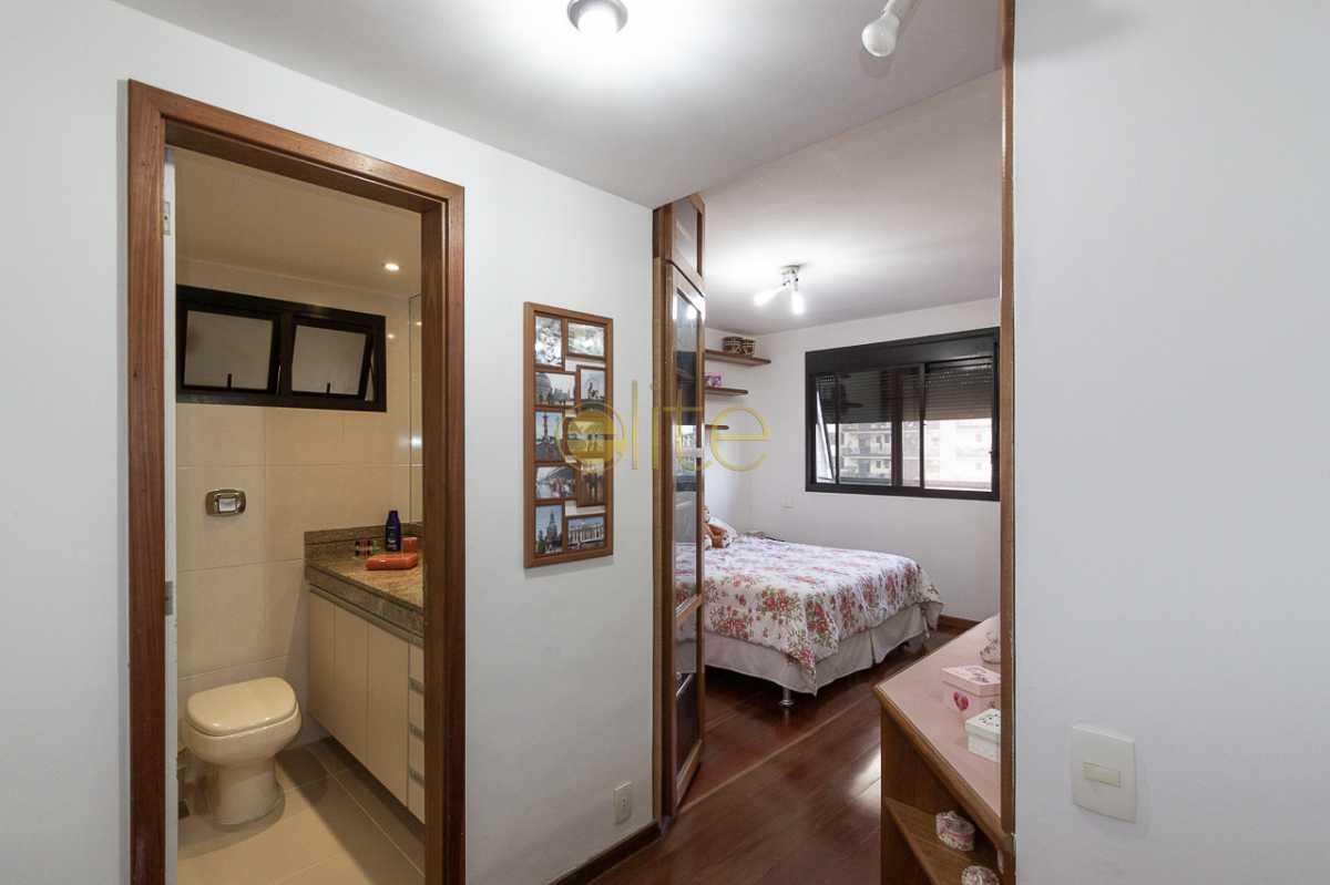 APARTAMNETO 4QUARTOS BARRA DA  - Apartamento À Venda no Condomínio Vila di Gênova - Barra da Tijuca - Rio de Janeiro - RJ - EBAP40108 - 13