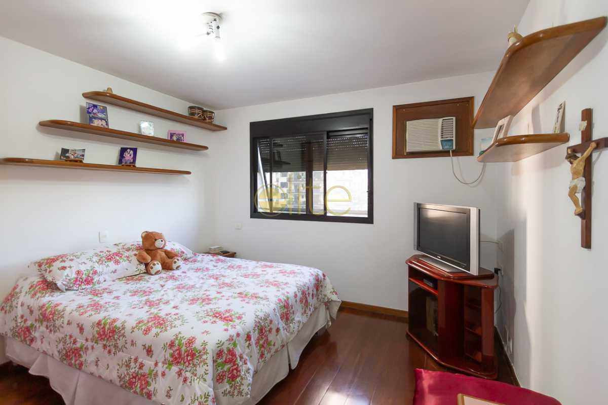 APARTAMENTO 4QUARTOS BARRA DA  - Apartamento À Venda no Condomínio Vila di Gênova - Barra da Tijuca - Rio de Janeiro - RJ - EBAP40108 - 14