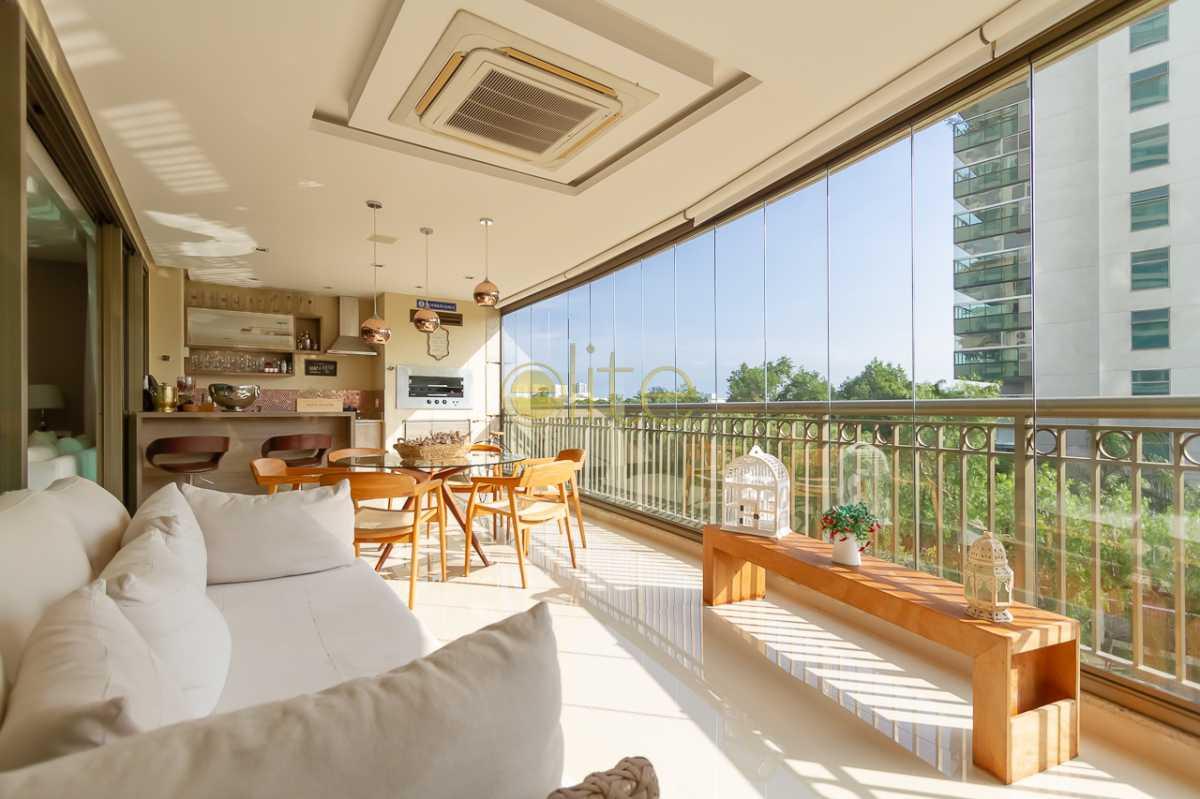 APARTAMENTO 4QUARTOS PENINSULA - Apartamento À Venda no Condomínio Península - Atmosfera - Barra da Tijuca - Rio de Janeiro - RJ - EBAP40109 - 4