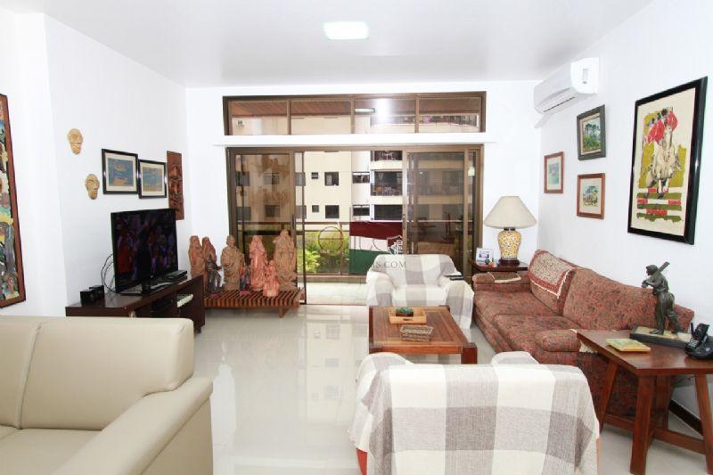 FOTO1 - Apartamento À Venda no Condomínio ABM - Barra da Tijuca - Rio de Janeiro - RJ - 40013 - 1