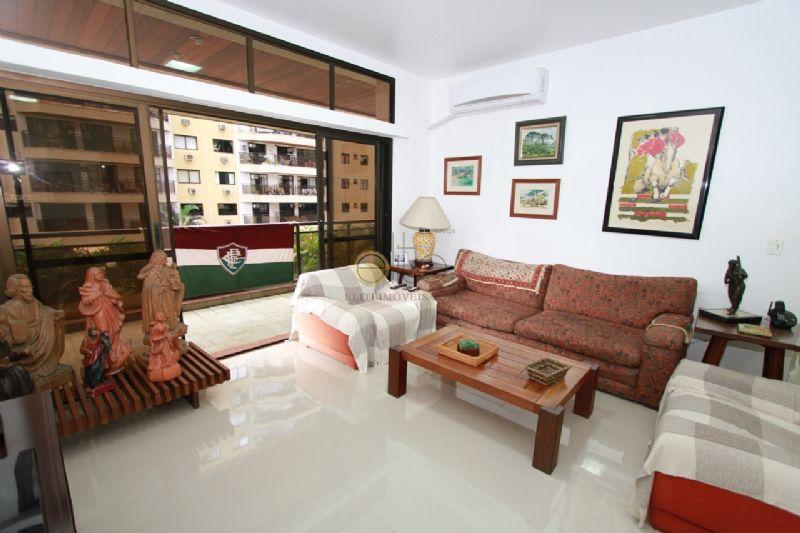 FOTO7 - Apartamento À Venda no Condomínio ABM - Barra da Tijuca - Rio de Janeiro - RJ - 40013 - 8