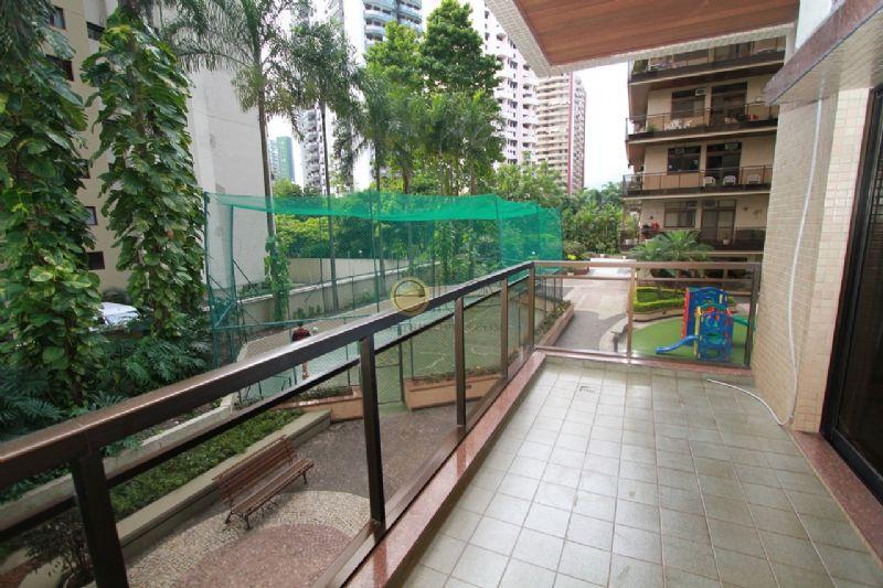 FOTO8 - Apartamento À Venda no Condomínio ABM - Barra da Tijuca - Rio de Janeiro - RJ - 40013 - 9