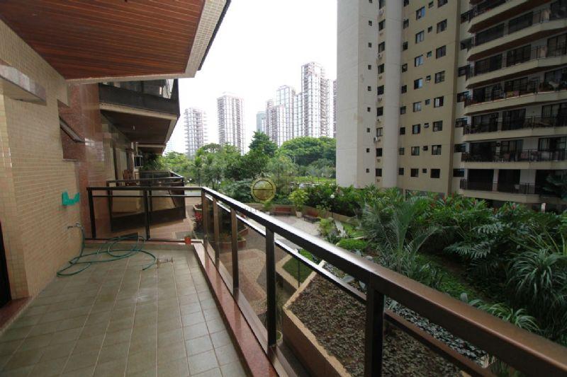 FOTO9 - Apartamento À Venda no Condomínio ABM - Barra da Tijuca - Rio de Janeiro - RJ - 40013 - 10