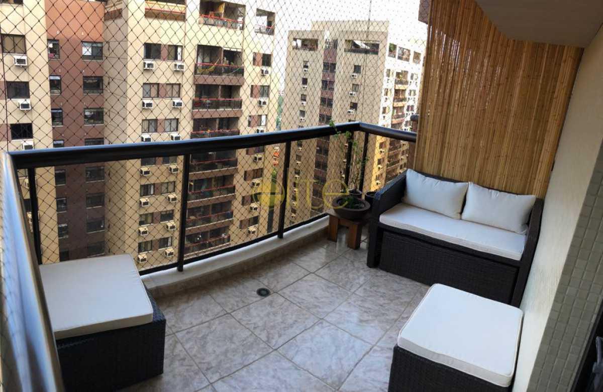 16 - Apartamento À Venda no Condomínio ABM - Barra da Tijuca - Rio de Janeiro - RJ - EBAP30126 - 3