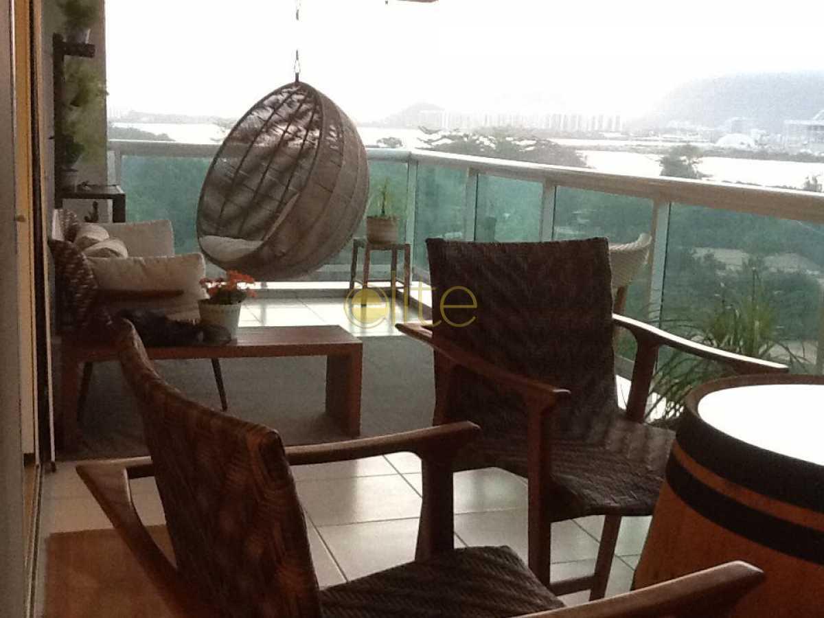 04 - Apartamento Para Alugar no Condomínio Vistta Laguna - Barra da Tijuca - Rio de Janeiro - RJ - EBAP50010 - 5