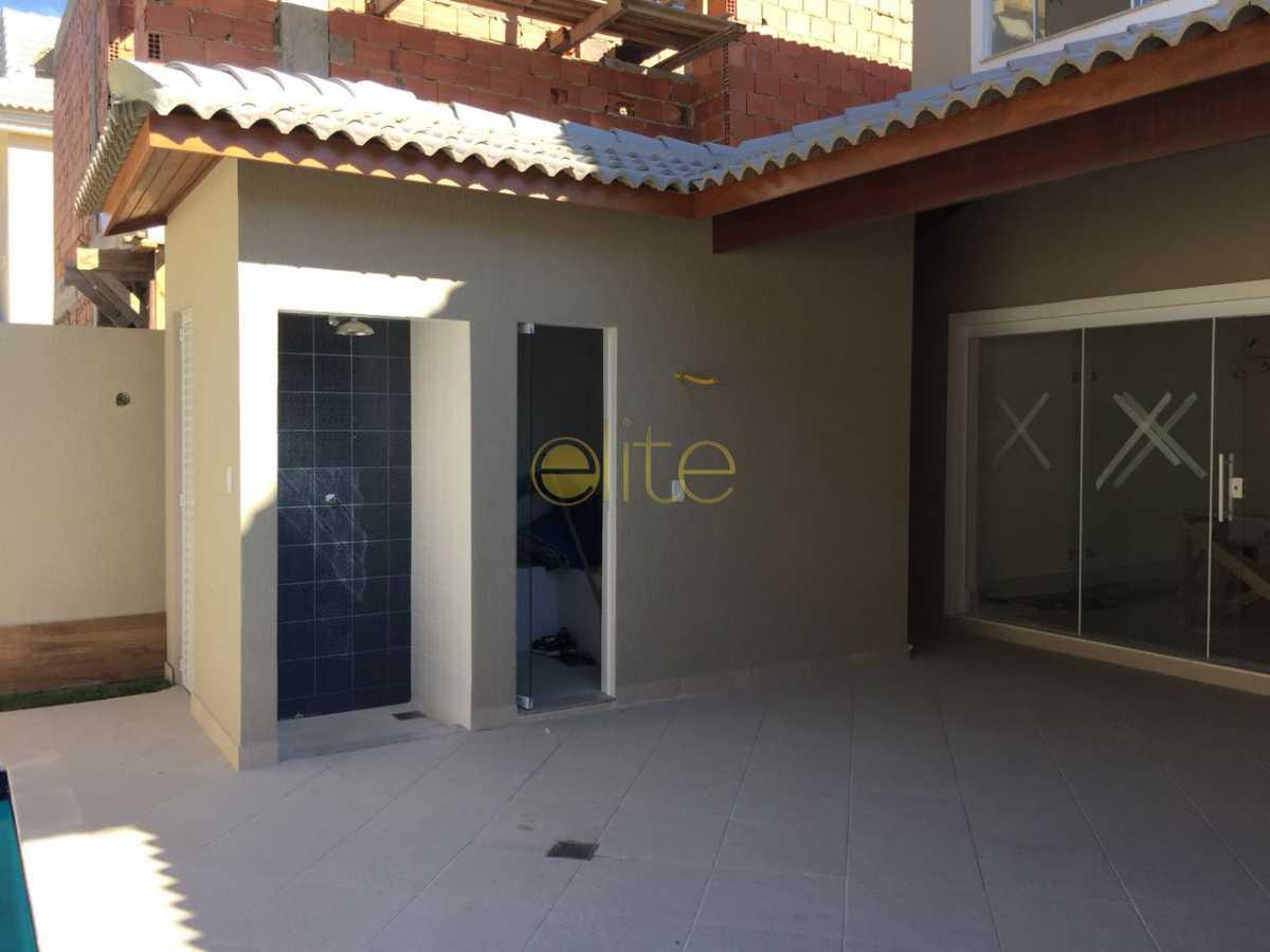 10 - Casa À Venda no Condomínio Art-Life - Recreio dos Bandeirantes - Rio de Janeiro - RJ - EBCN40141 - 11