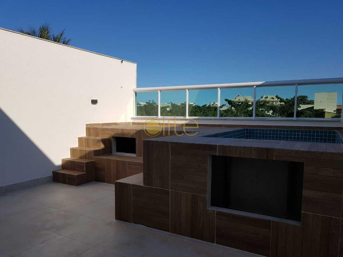 31 - Cobertura Barra da Tijuca, Barra da Tijuca,Rio de Janeiro, RJ À Venda, 3 Quartos, 227m² - EBCO30032 - 23