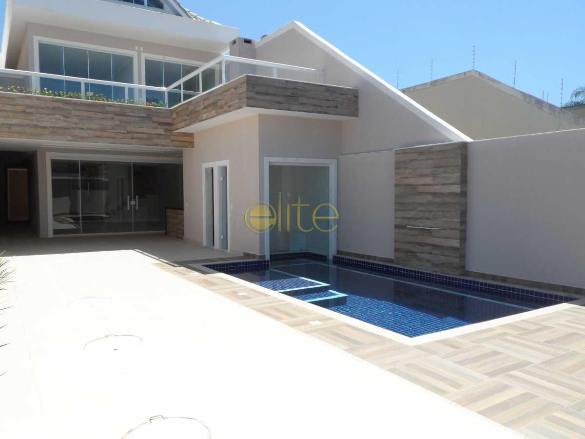 023 - Casa À Venda no Condomínio Interlagos de Itaúna - Barra da Tijuca - Rio de Janeiro - RJ - EBCN40155 - 1