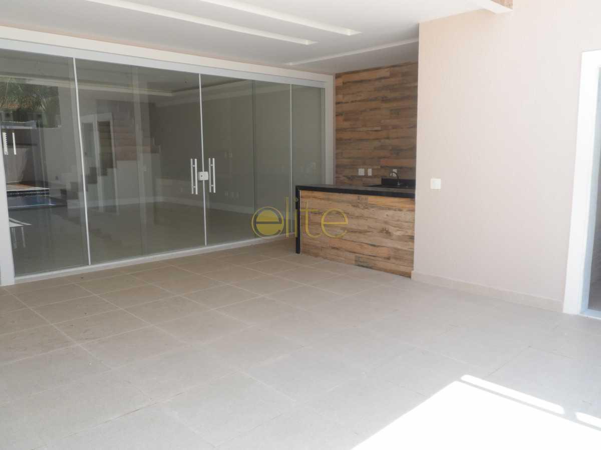025 - Casa À Venda no Condomínio Interlagos de Itaúna - Barra da Tijuca - Rio de Janeiro - RJ - EBCN40155 - 4