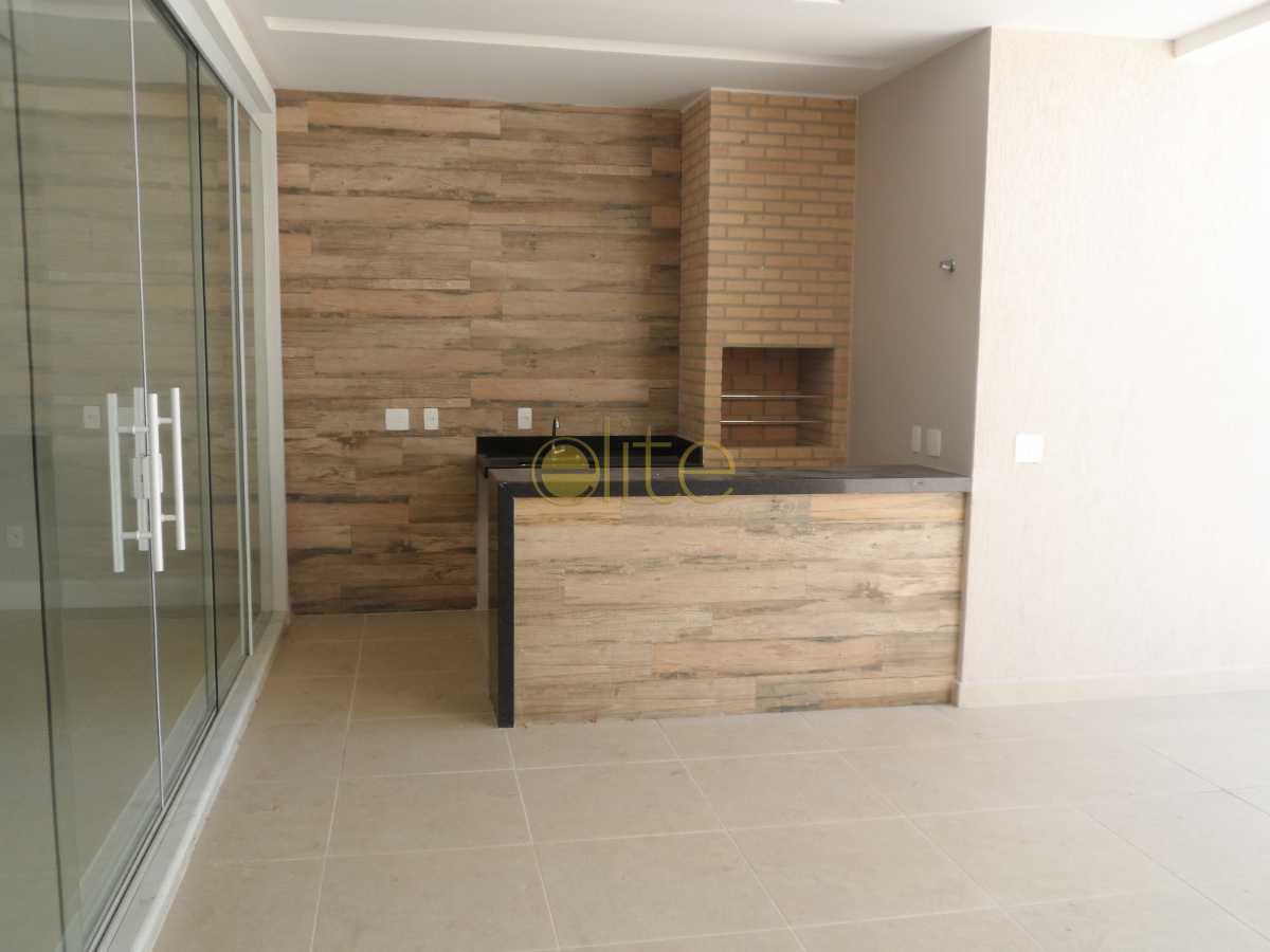 027 - Casa À Venda no Condomínio Interlagos de Itaúna - Barra da Tijuca - Rio de Janeiro - RJ - EBCN40155 - 6