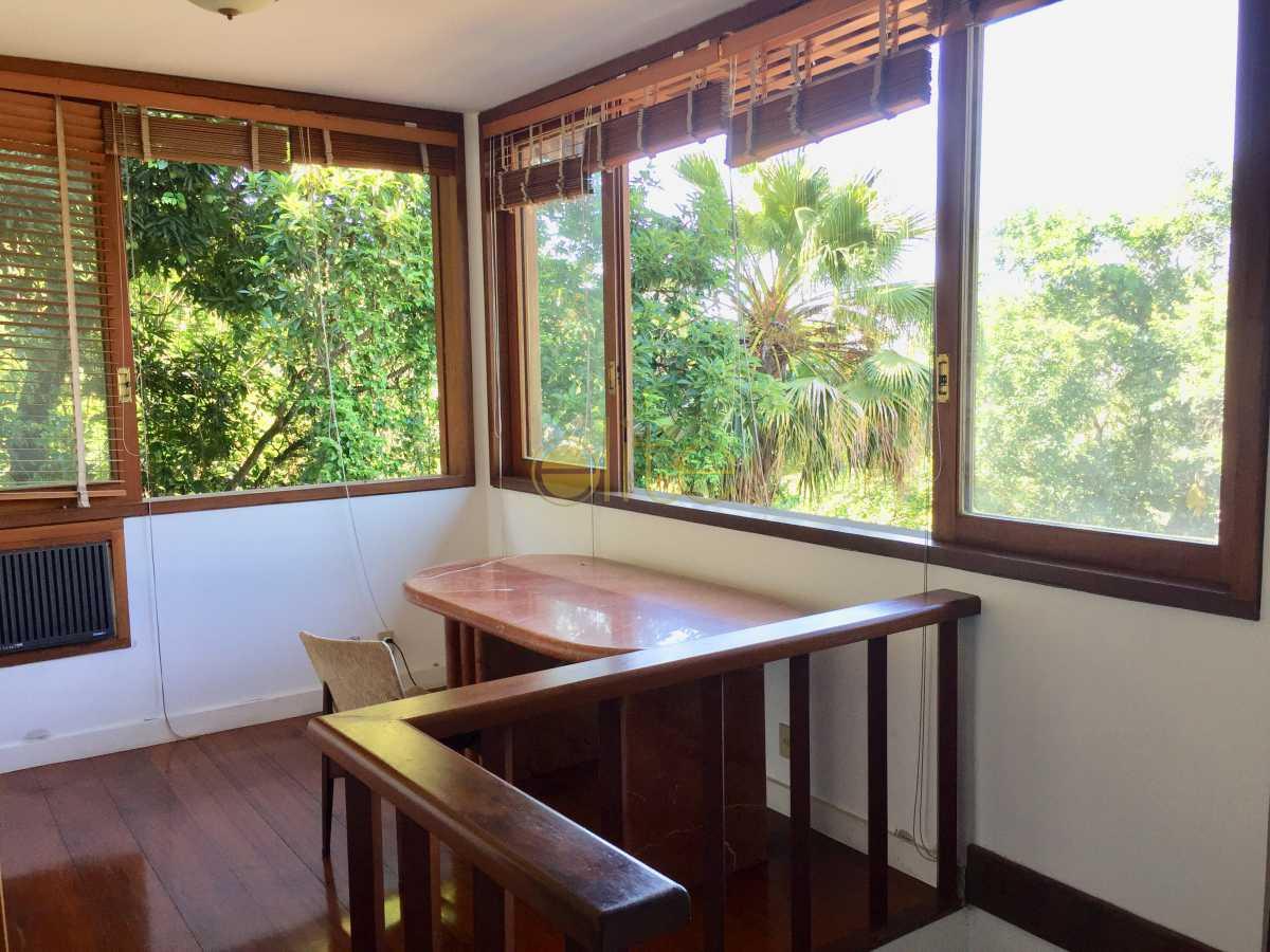 27 - Casa À Venda no Condomínio Portinho do Massaru - Barra da Tijuca - Rio de Janeiro - RJ - EBCN40147 - 28