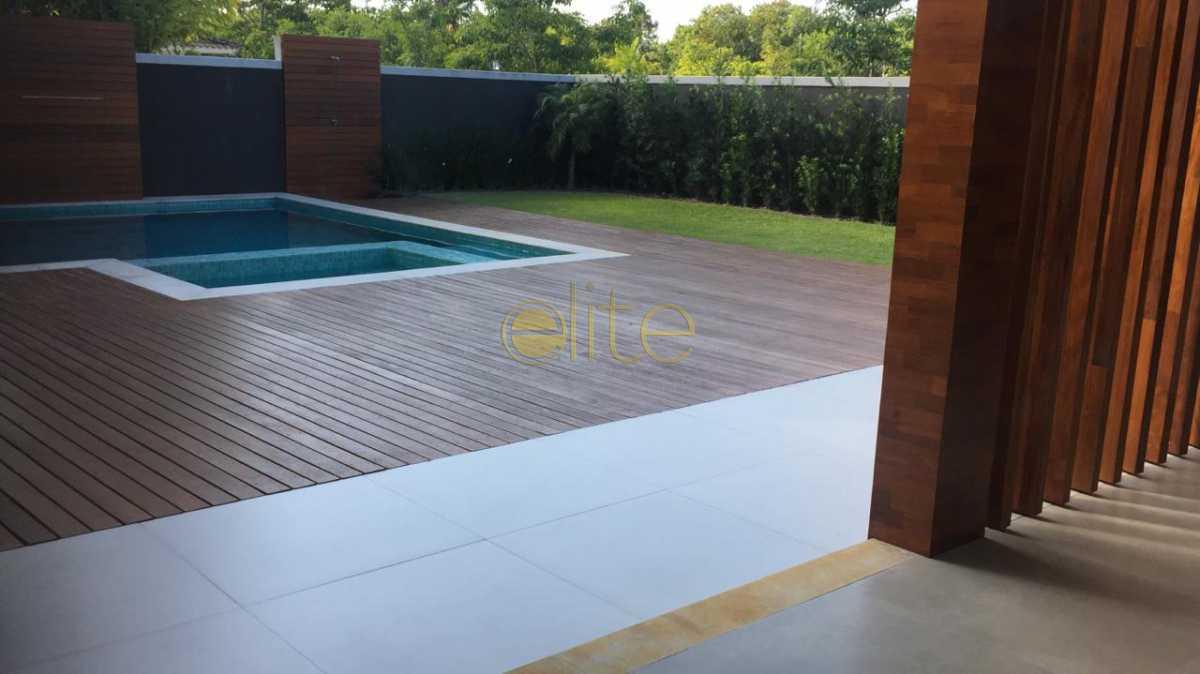 5 - Casa À Venda no Condomínio Quintas do Rio - Barra da Tijuca - Rio de Janeiro - RJ - EBCN40150 - 6