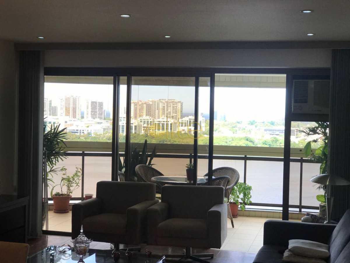 4 - Apartamento Condomínio Península - Green Star, Barra da Tijuca, Barra da Tijuca,Rio de Janeiro, RJ À Venda, 3 Quartos, 147m² - EBAP30135 - 6