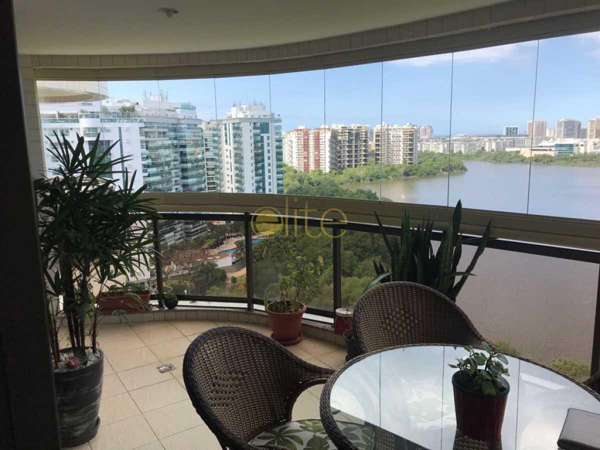 8 - Apartamento Condomínio Península - Green Star, Barra da Tijuca, Barra da Tijuca,Rio de Janeiro, RJ À Venda, 3 Quartos, 147m² - EBAP30135 - 11