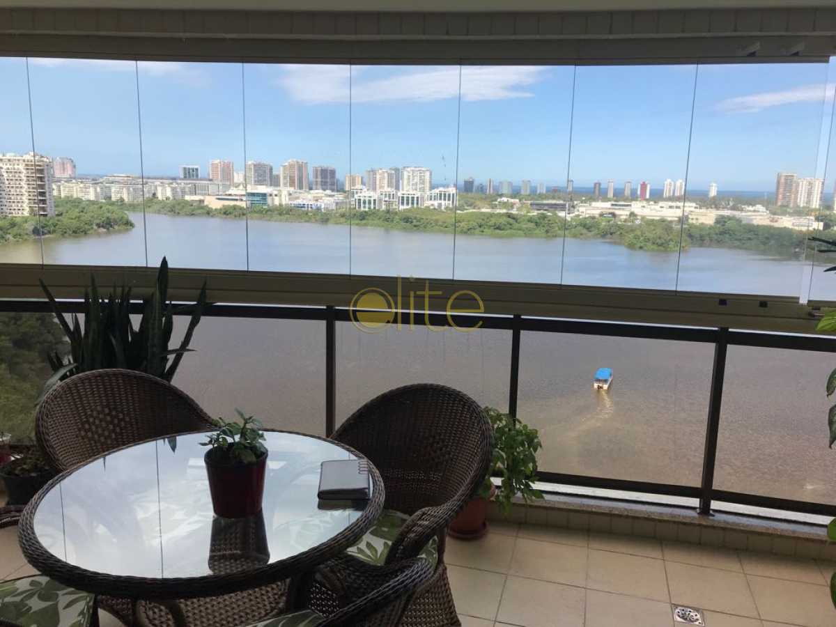 9 - Apartamento Condomínio Península - Green Star, Barra da Tijuca, Barra da Tijuca,Rio de Janeiro, RJ À Venda, 3 Quartos, 147m² - EBAP30135 - 12