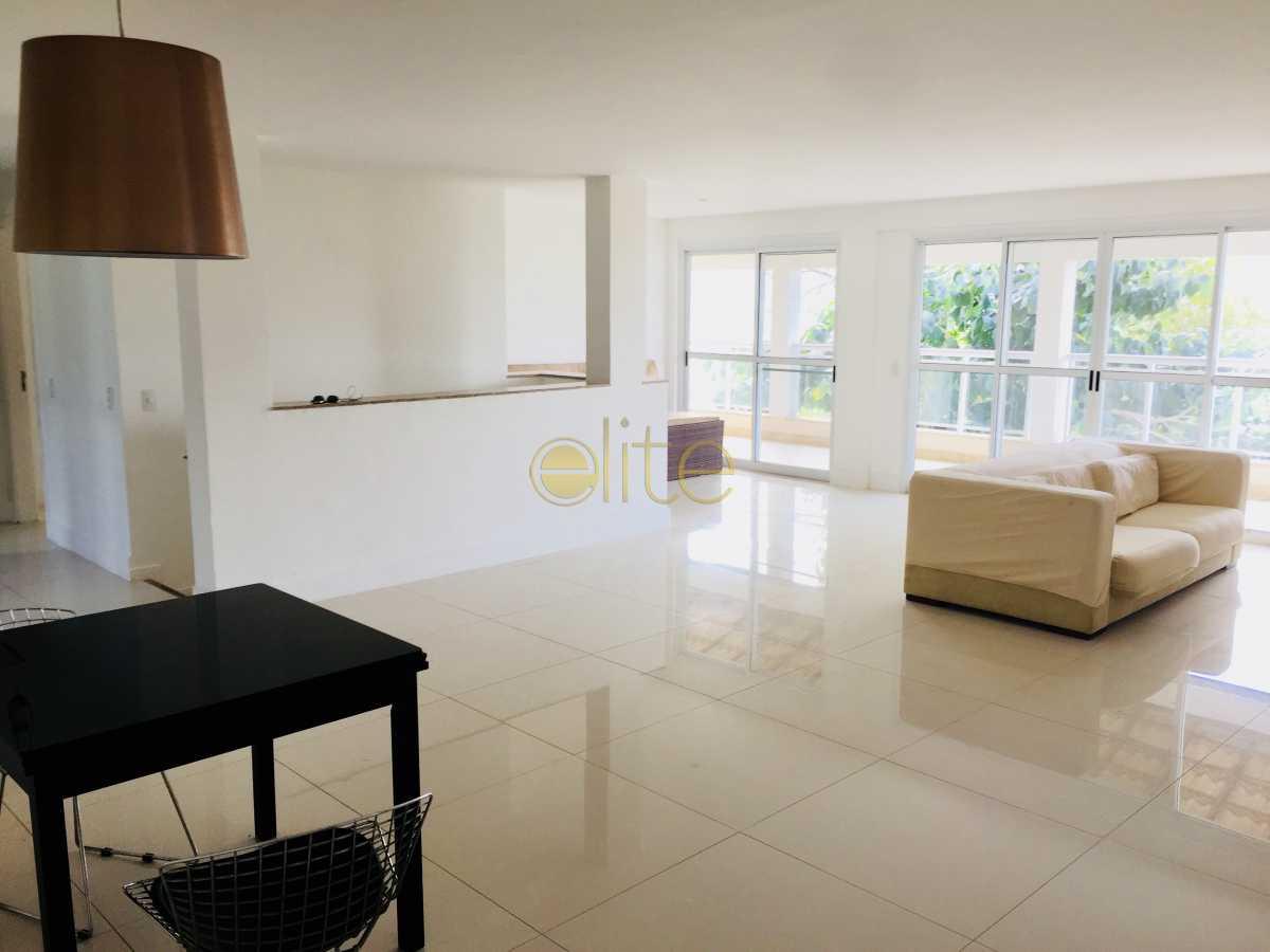 1 - Casa Para Alugar no Condomínio Quintas do Pontal - Recreio dos Bandeirantes - Rio de Janeiro - RJ - EBCN40153 - 3