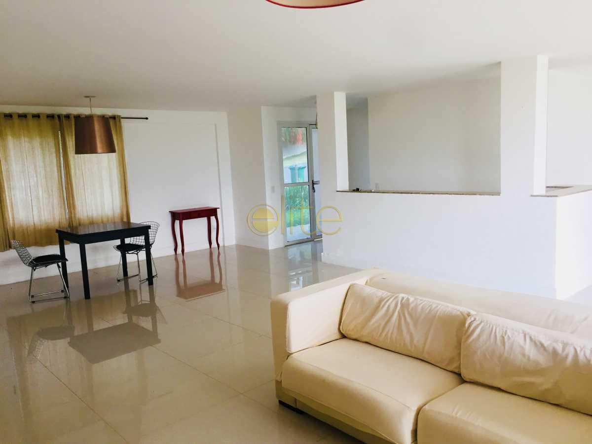 3 - Casa Para Alugar no Condomínio Quintas do Pontal - Recreio dos Bandeirantes - Rio de Janeiro - RJ - EBCN40153 - 5