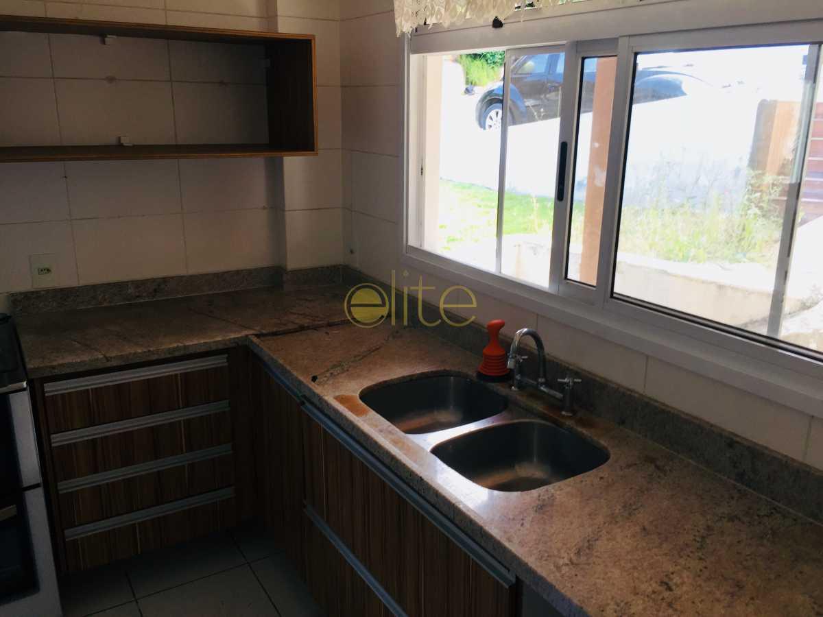 14 - Casa Para Alugar no Condomínio Quintas do Pontal - Recreio dos Bandeirantes - Rio de Janeiro - RJ - EBCN40153 - 15