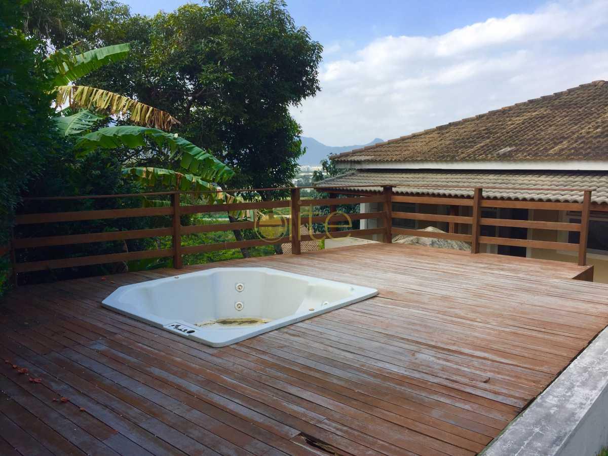 22 - Casa Para Alugar no Condomínio Quintas do Pontal - Recreio dos Bandeirantes - Rio de Janeiro - RJ - EBCN40153 - 23