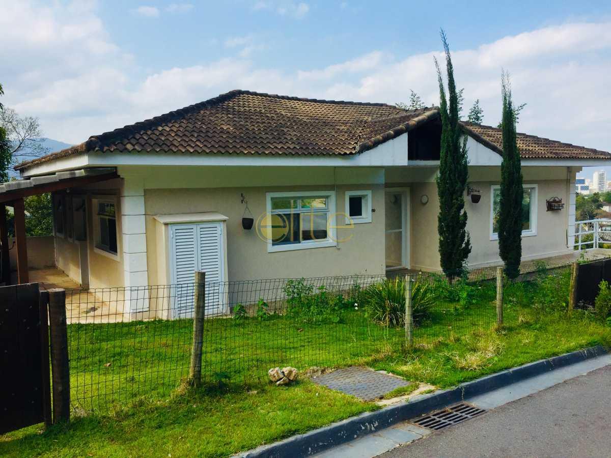 23 - Casa Para Alugar no Condomínio Quintas do Pontal - Recreio dos Bandeirantes - Rio de Janeiro - RJ - EBCN40153 - 24