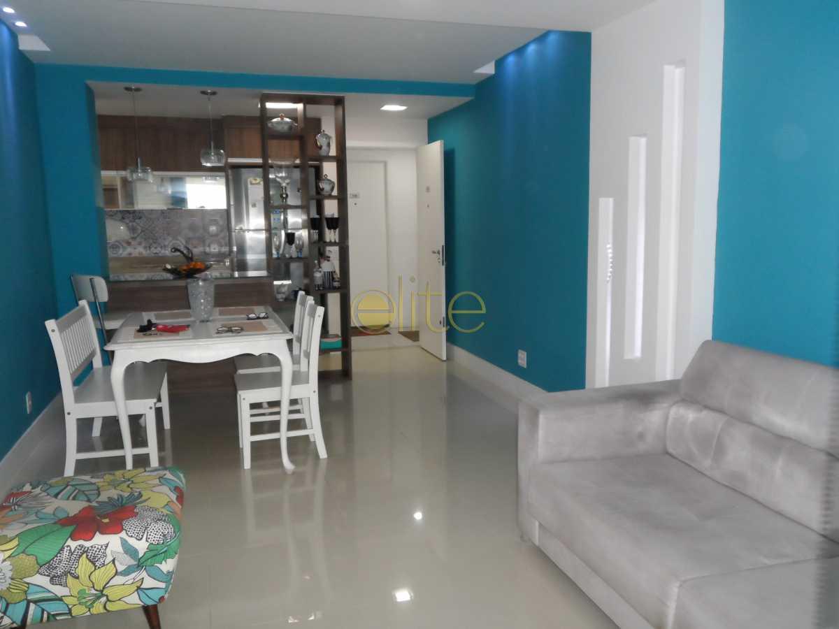 003 - Apartamento À Venda no Condomínio Vitality Spa - Barra da Tijuca - Rio de Janeiro - RJ - EBAP20092 - 3