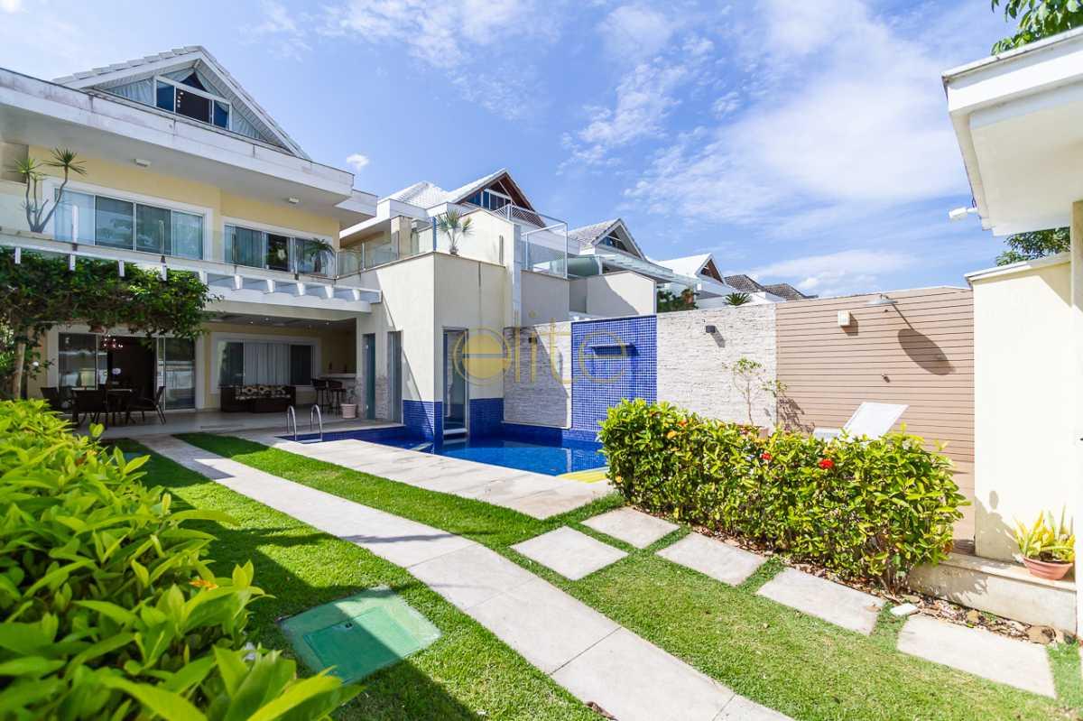 CASAS CONDOMINIO BLUE HOUSES   - Casa em Condomínio Blue Houses, Barra da Tijuca, Barra da Tijuca,Rio de Janeiro, RJ À Venda, 5 Quartos, 320m² - EBCN50166 - 1