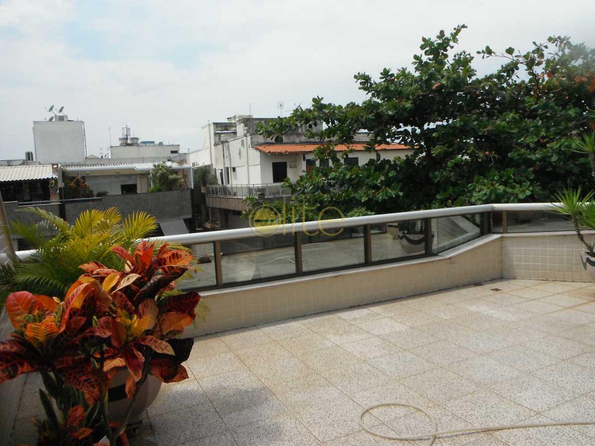 DSCF9537 - Cobertura À Venda - Recreio dos Bandeirantes - Rio de Janeiro - RJ - EBCO50009 - 28