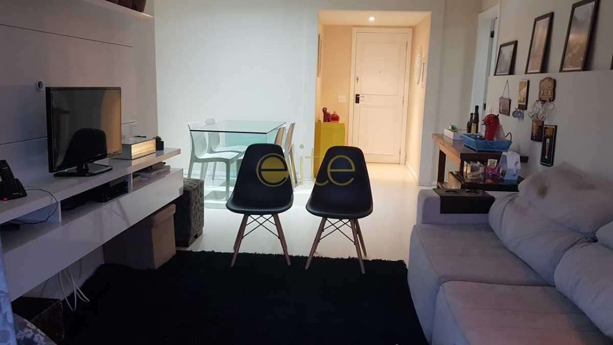 02 - Apartamento À Venda no Condomínio Santa Mônica - Barra da Tijuca - Rio de Janeiro - RJ - EBAP40121 - 3