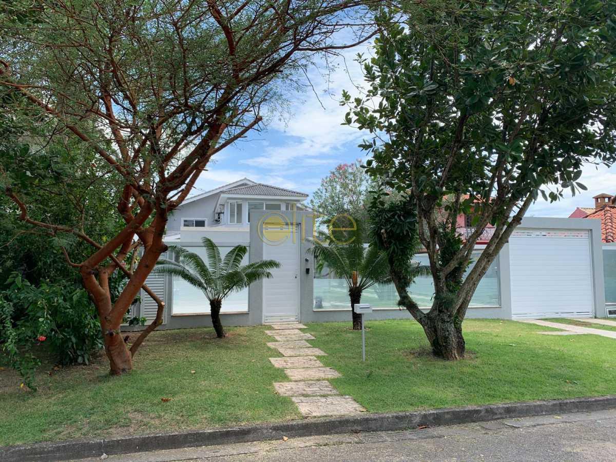1. - Casa em Condomínio Crystal Lake, Barra da Tijuca, Barra da Tijuca,Rio de Janeiro, RJ Para Venda e Aluguel, 7 Quartos, 550m² - EBCN70008 - 1