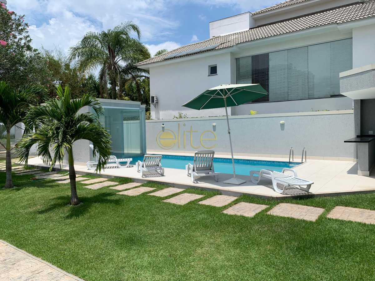 4. - Casa em Condomínio Crystal Lake, Barra da Tijuca, Barra da Tijuca,Rio de Janeiro, RJ Para Venda e Aluguel, 7 Quartos, 550m² - EBCN70008 - 5