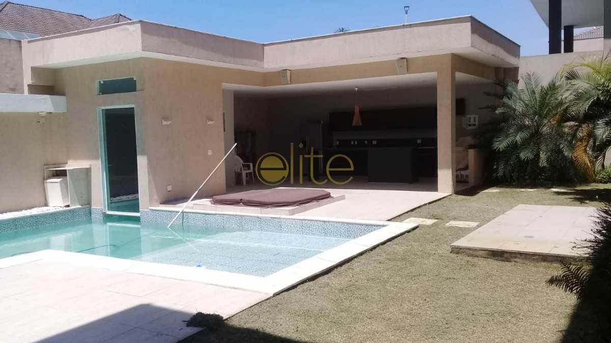 02 - Casa em Condomínio Santa Monica Jardins, Barra da Tijuca, Barra da Tijuca,Rio de Janeiro, RJ Para Alugar, 5 Quartos, 680m² - EBCN50172 - 3