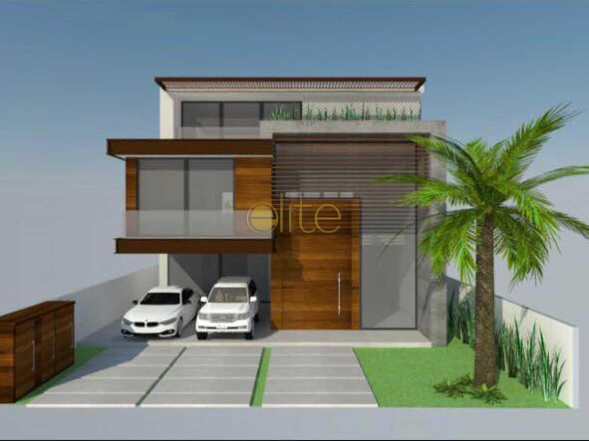 07 - Casa À Venda no Condomínio Alphaville - Barra da Tijuca - Rio de Janeiro - RJ - EBCN50176 - 8