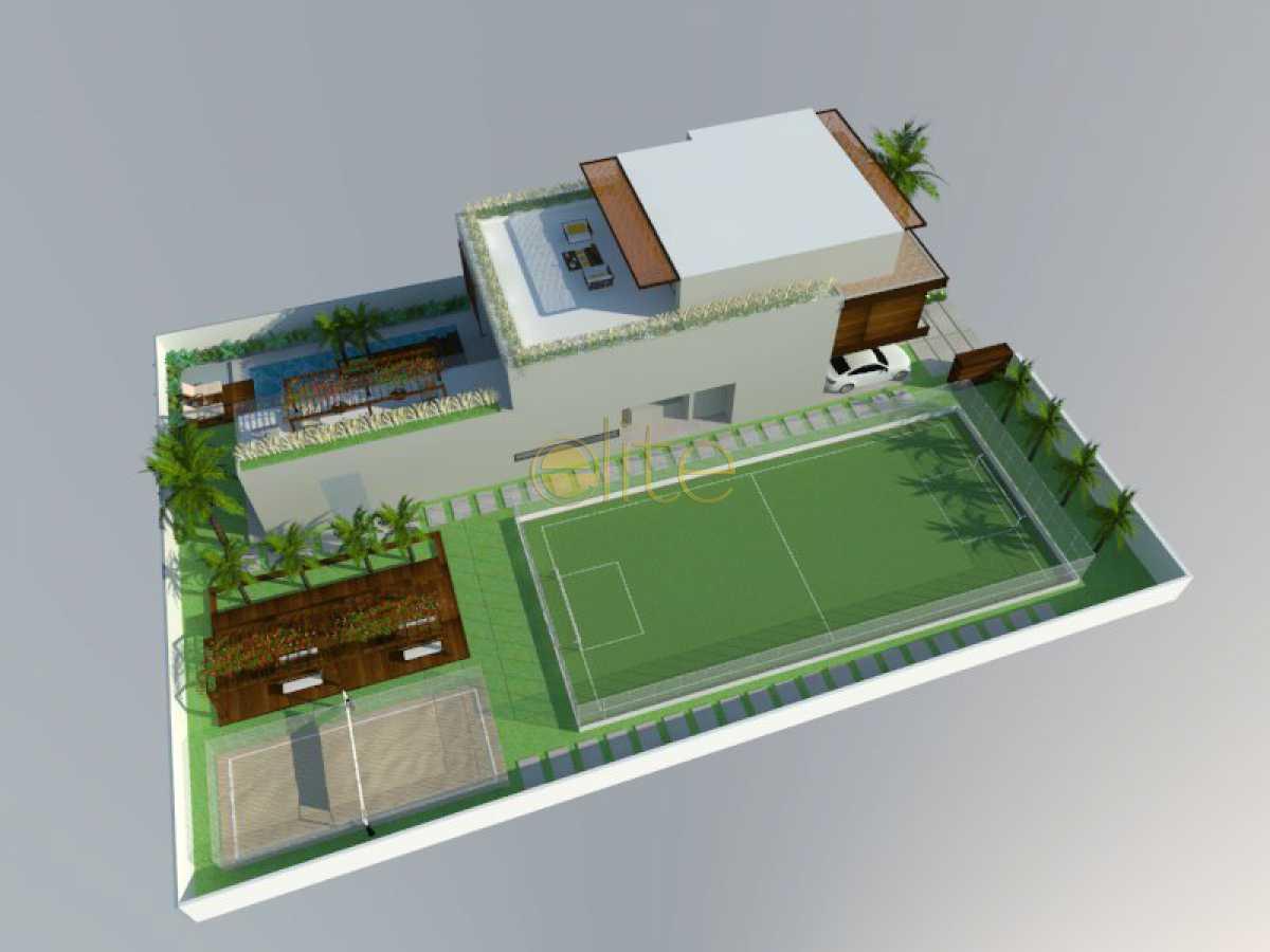 08 - Casa À Venda no Condomínio Alphaville - Barra da Tijuca - Rio de Janeiro - RJ - EBCN50176 - 9