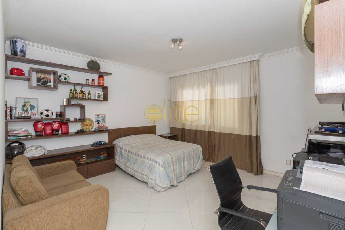 13 - Casa À Venda no Condomínio Nucleo das Mansoes - Barra da Tijuca - Rio de Janeiro - RJ - EBCN40160 - 14