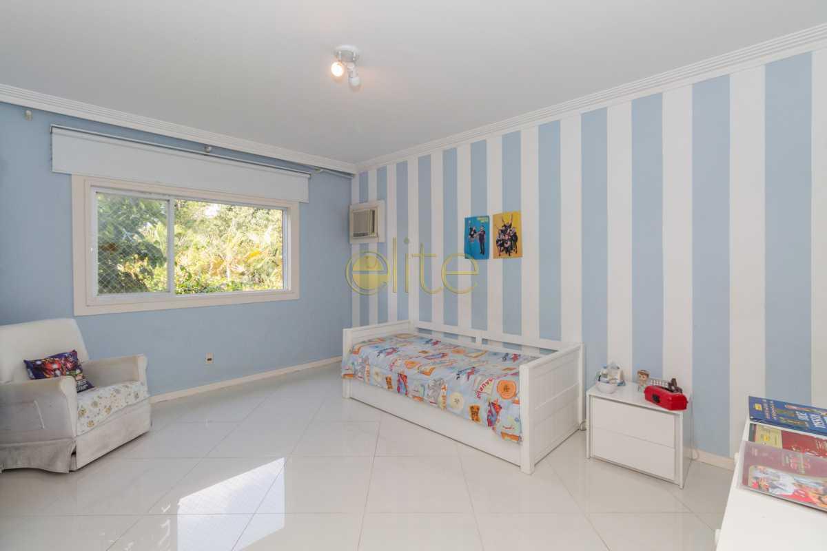 15 - Casa À Venda no Condomínio Nucleo das Mansoes - Barra da Tijuca - Rio de Janeiro - RJ - EBCN40160 - 16