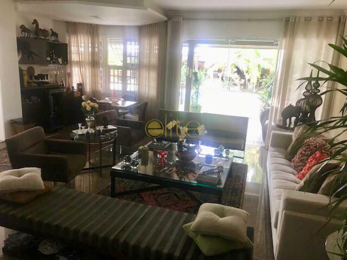 5 - Casa À Venda no Condomínio Santa Mônica Classic House - Barra da Tijuca - Rio de Janeiro - RJ - EBCN50177 - 6