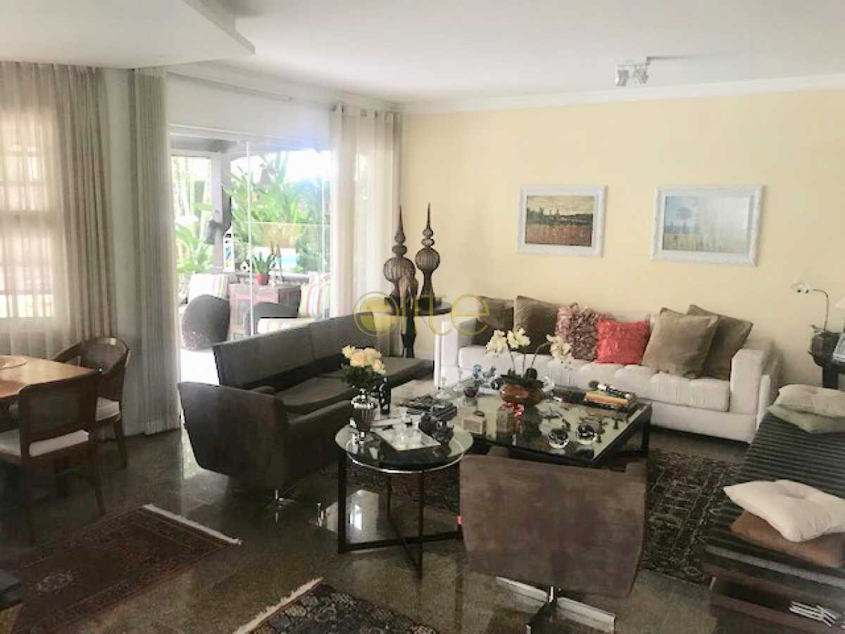 7 - Casa em Condomínio 5 quartos à venda Barra da Tijuca, Barra da Tijuca,Rio de Janeiro - R$ 3.250.000 - EBCN50177 - 8