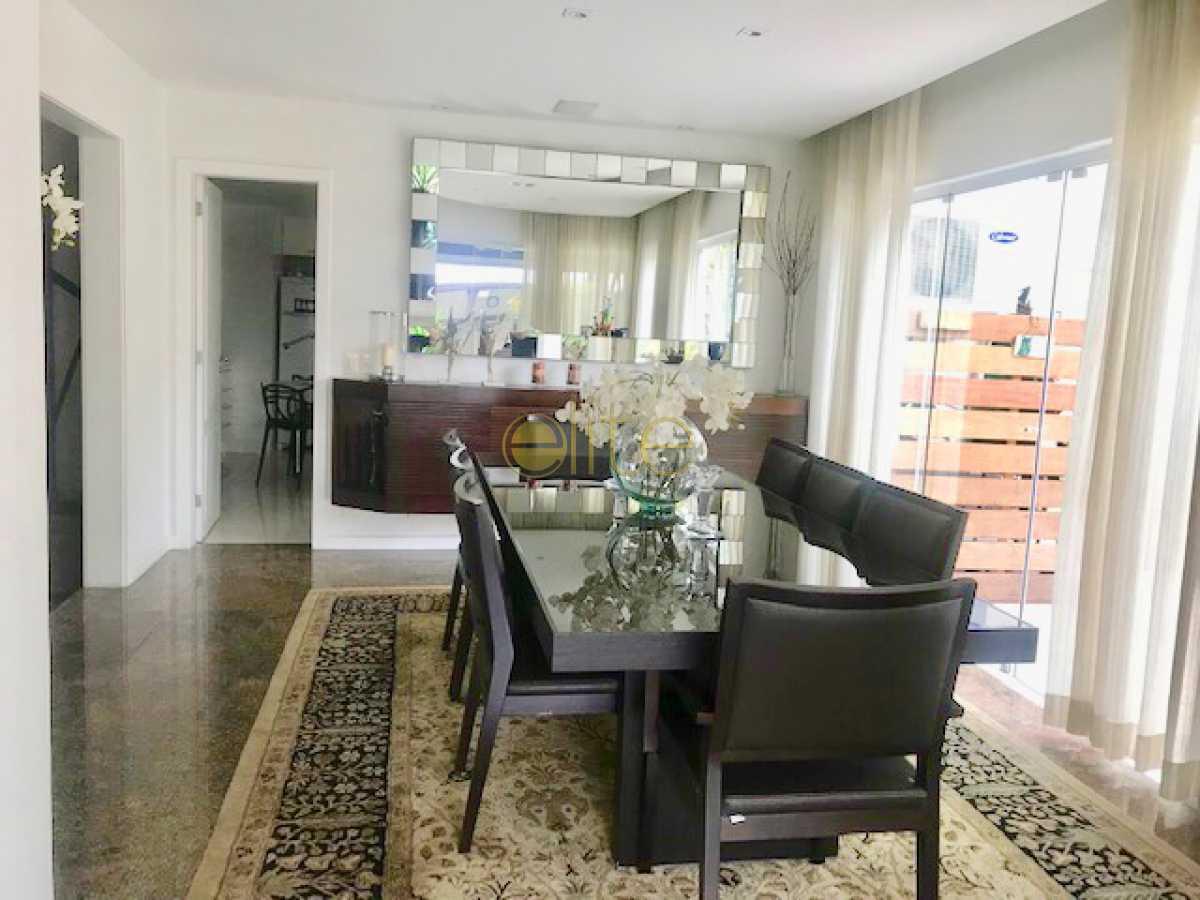 8 - Casa em Condomínio 5 quartos à venda Barra da Tijuca, Barra da Tijuca,Rio de Janeiro - R$ 3.250.000 - EBCN50177 - 9