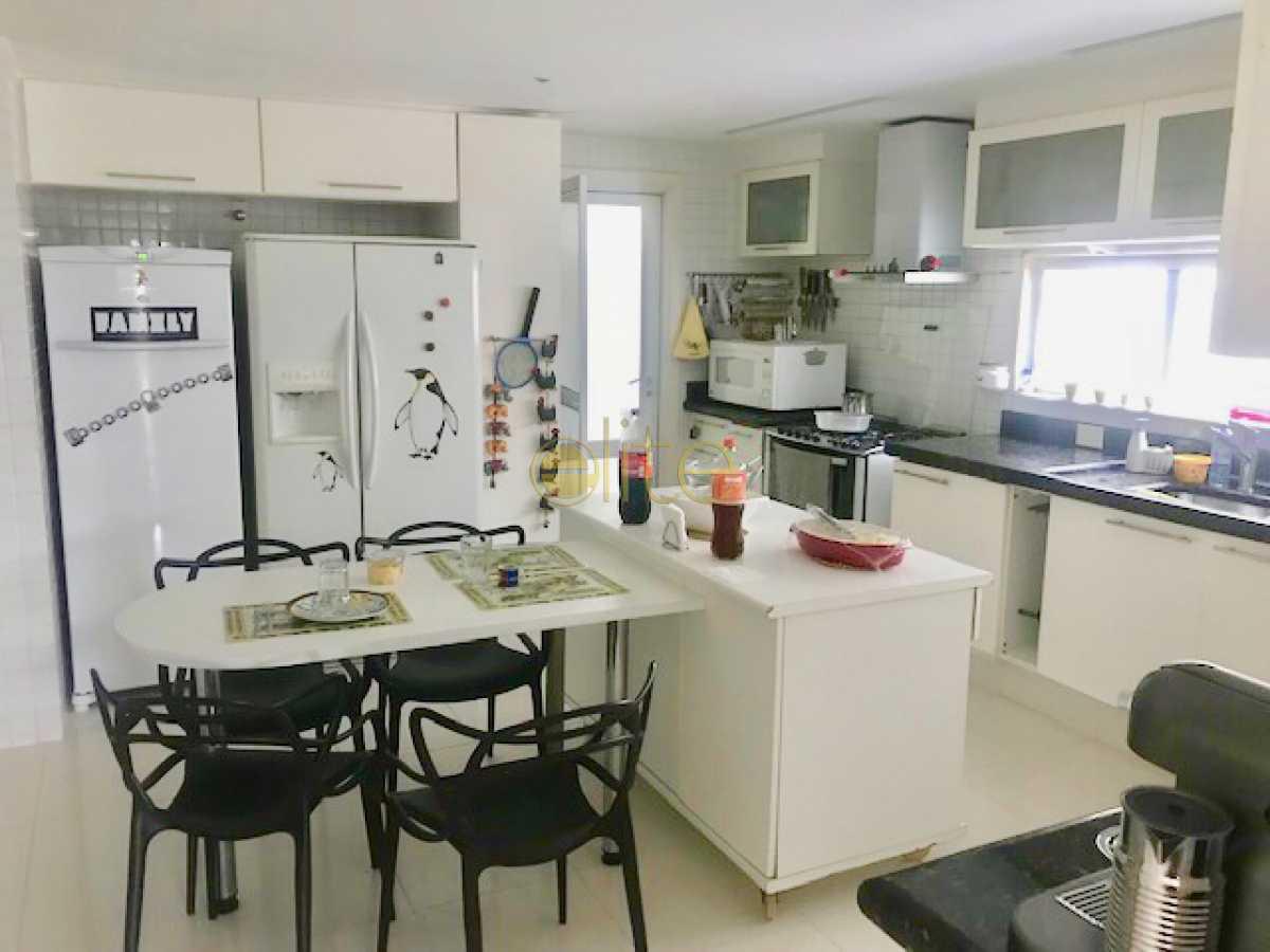 12 - Casa À Venda no Condomínio Santa Mônica Classic House - Barra da Tijuca - Rio de Janeiro - RJ - EBCN50177 - 13