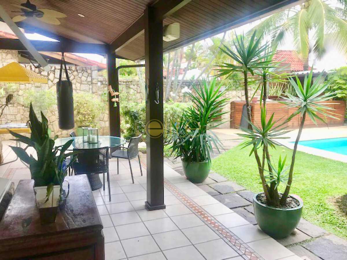 17 - Casa À Venda no Condomínio Santa Mônica Classic House - Barra da Tijuca - Rio de Janeiro - RJ - EBCN50177 - 18
