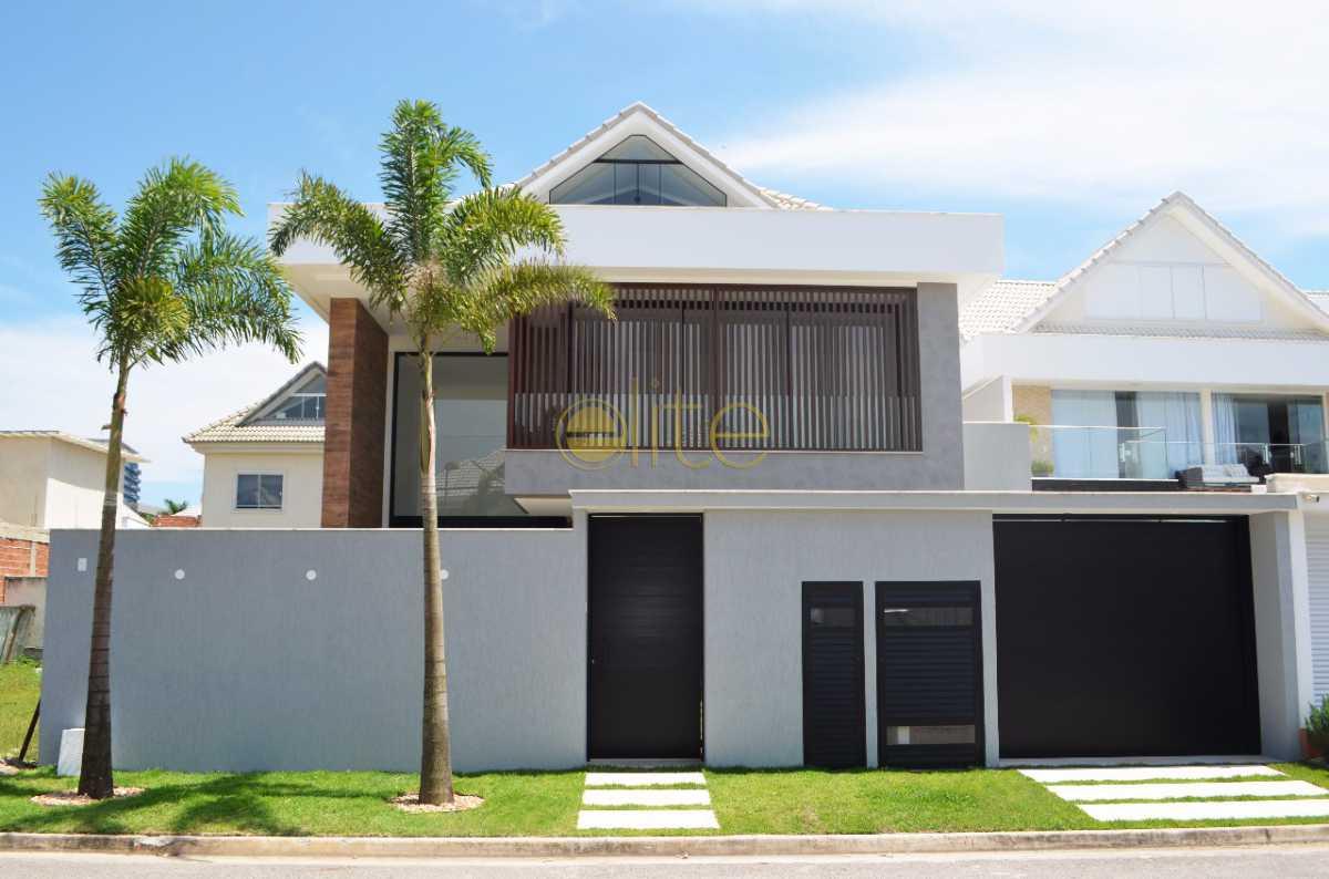 06A - Casa À Venda no Condomínio Art-Life - Recreio dos Bandeirantes - Rio de Janeiro - RJ - EBCN30018 - 8