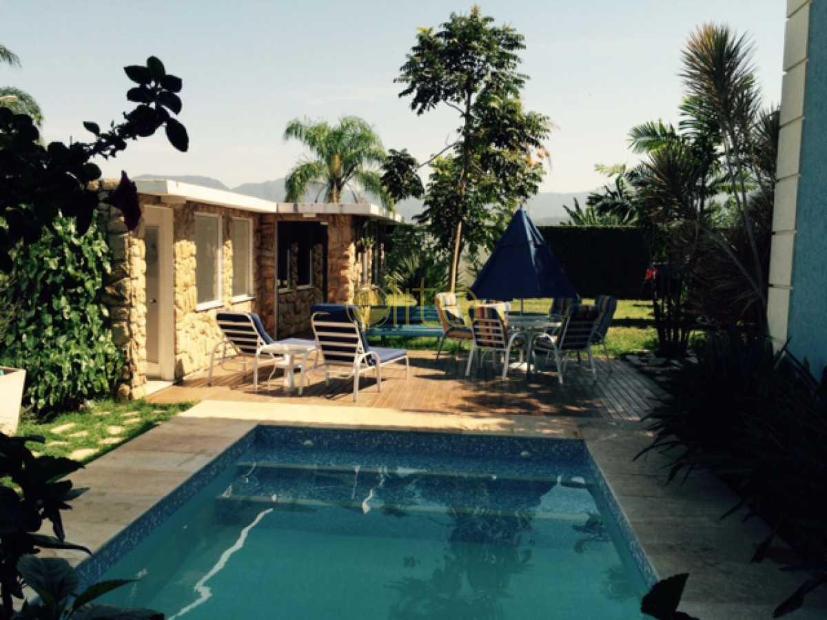 01 - Casa Para Alugar no Condomínio village Biarritz - Recreio dos Bandeirantes - Rio de Janeiro - RJ - EBCN40163 - 1