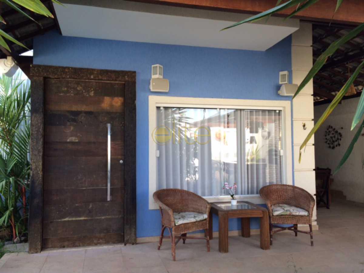 03 - Casa em Condomínio village Biarritz, Recreio dos Bandeirantes, Rio de Janeiro, RJ Para Alugar, 4 Quartos, 320m² - EBCN40163 - 4