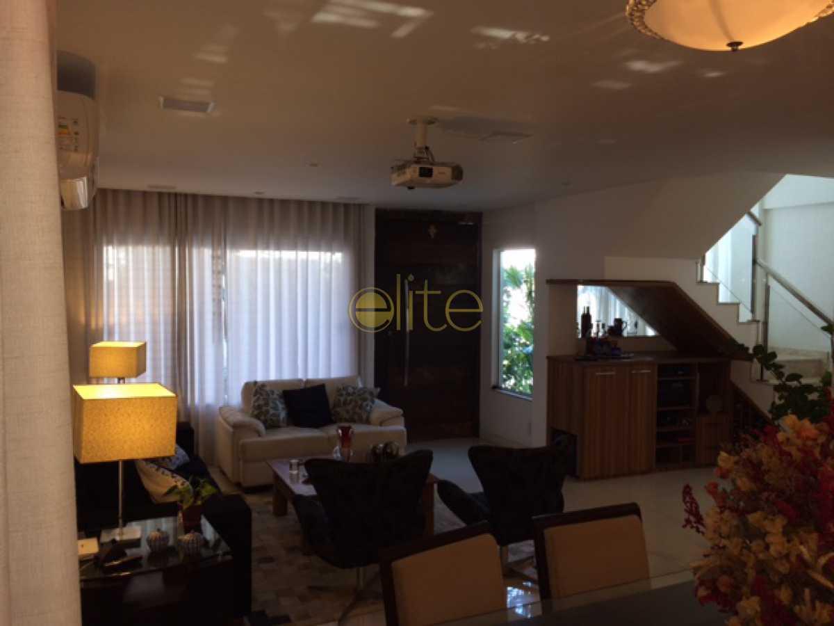 04 - Casa Para Alugar no Condomínio village Biarritz - Recreio dos Bandeirantes - Rio de Janeiro - RJ - EBCN40163 - 5