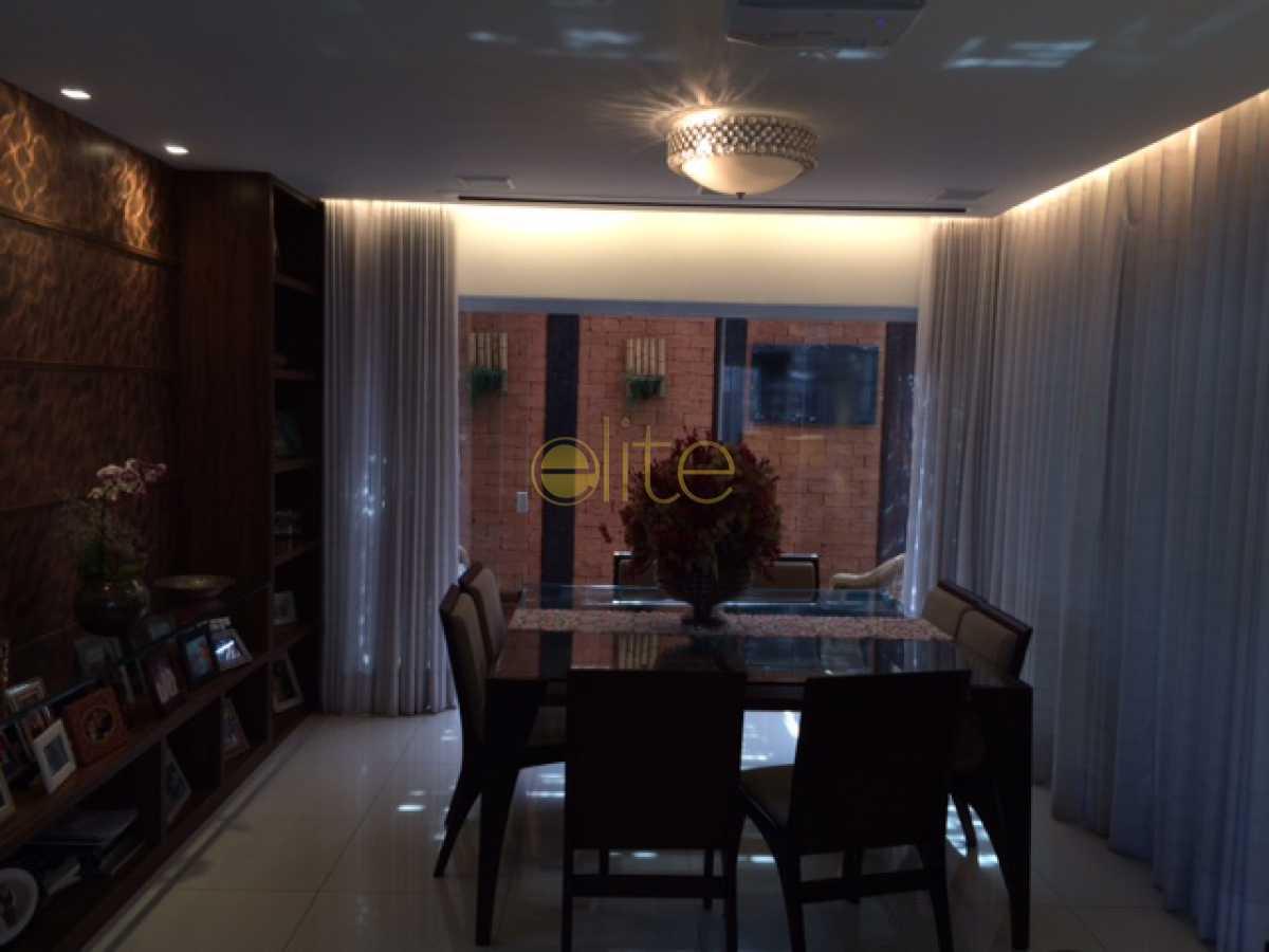 06 - Casa em Condomínio village Biarritz, Recreio dos Bandeirantes, Rio de Janeiro, RJ Para Alugar, 4 Quartos, 320m² - EBCN40163 - 7