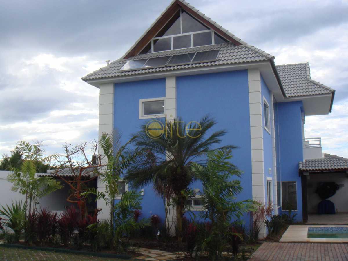 17 - Casa em Condomínio village Biarritz, Recreio dos Bandeirantes, Rio de Janeiro, RJ Para Alugar, 4 Quartos, 320m² - EBCN40163 - 18